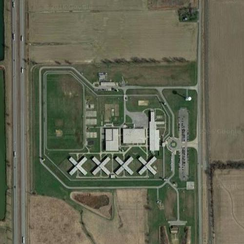 Big Muddy River Correctional Center In Ina Il Google Maps