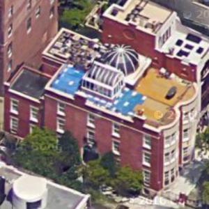 Guy Wildenstein's House (Google Maps)
