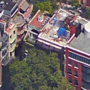 Mike Jeffries' House (Google Maps)