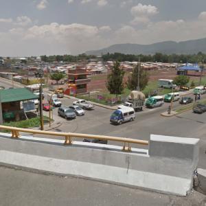 2016 San Pablito Market fireworks explosion (StreetView)