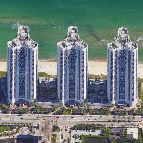 Trump Towers Sunny Isles Beach In Sunny Isles Beach, Fl Google Maps-6024