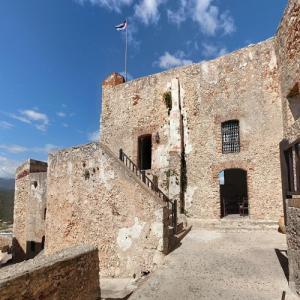 Inside Castillo del Morro (StreetView)