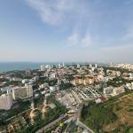 View from Pattaya Park Beach Hotel