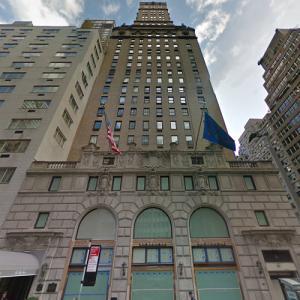 Ritz Hotel Tower (StreetView)