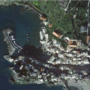 Vernazza (Google Maps)