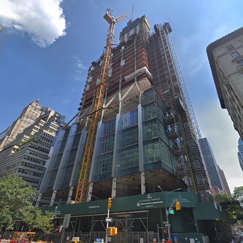 425 Park Avenue Under Construction In New York NY Google Maps