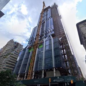 425 Park Avenue under construction (StreetView)
