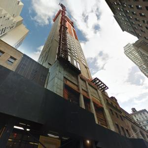 520 Park Avenue under construction (StreetView)