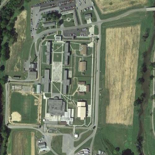 Bland Correctional Center in Bland, VA (Google Maps)