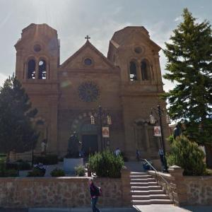 Cathedral Basilica of St. Francis of Assisi (StreetView)