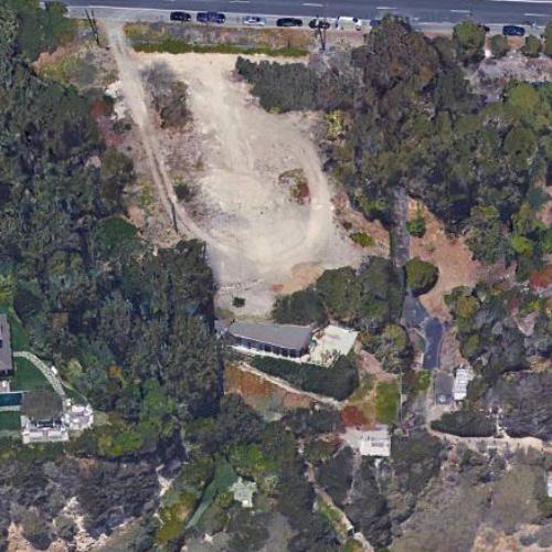 Leonardo DiCaprio's House (Google Maps)