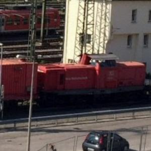 DB Tunnel rescue train (StreetView)