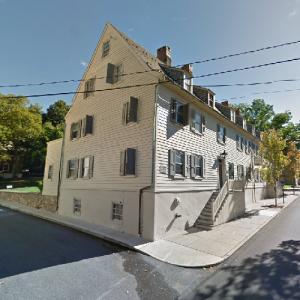 Lewis David de Schweinitz Residence (StreetView)