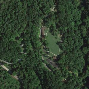 Meadowcroft Rockshelter (Google Maps)