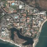 University of California Santa Barbara (Google Maps)