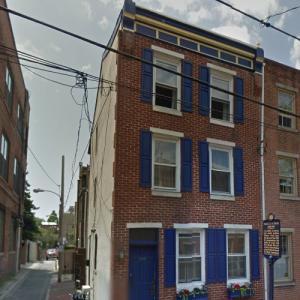 Frances Ellen Watkins Harper House (StreetView)