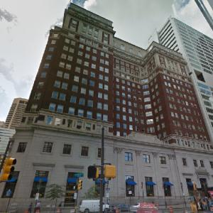 Insurance Company of North America Building (StreetView)
