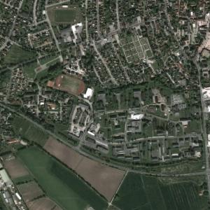 Taktisches Luftwaffengeschwader 71 Richthofen (Google Maps)