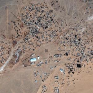 Dakhla refugee camp (Google Maps)