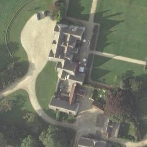 Julian Fellowes' House (Google Maps)