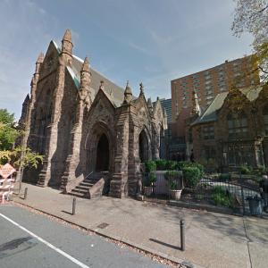 'First Unitarian Church of Philadelphia' by William Strickland (StreetView)
