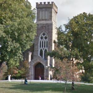 'Grace Episcopal Church' by William Strickland (StreetView)