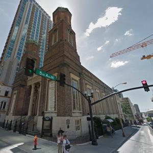 'Downtown Presbyterian Church' by William Strickland (StreetView)