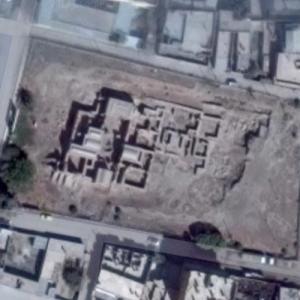 Qasr al-Banat (Google Maps)
