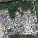 Calais refugee camp (Calais Jungle)