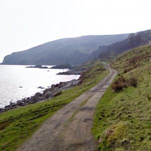 "Murlough Bay (""Game of Thrones"") (StreetView)"