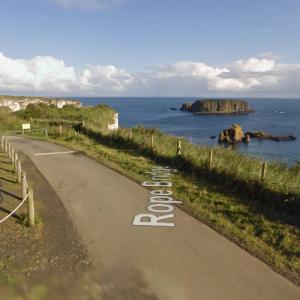 """Kingsmoot site (""""Game of Thrones"""") (StreetView)"""