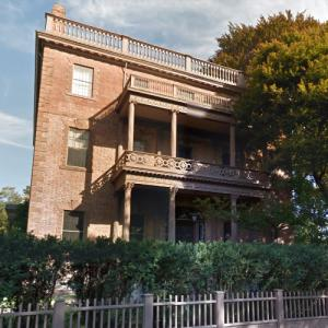 Corliss–Carrington House (StreetView)