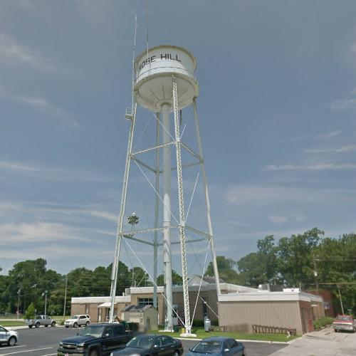 & Rose Hill Water Tower (