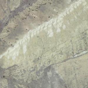 "Bifrost Landing Site (""Thor"") (Google Maps)"