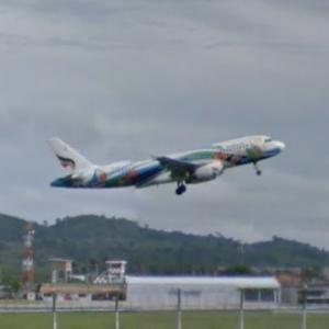 Bangkok Airways Airbus A320-232 [HS-PGV] (StreetView)