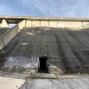 Lake View Cemetery Dam (StreetView)