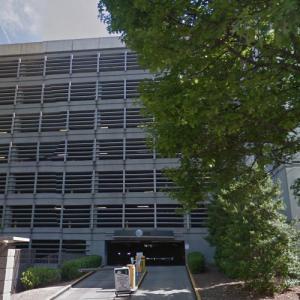 "AT&T Building Parking Garage (""Captain America: Civil War"") (StreetView)"