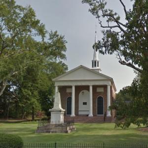 'Bethesda Presbyterian Church' by Robert Mills (StreetView)