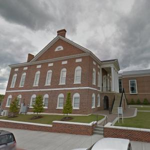 'Lancaster County Courthouse' by Robert Mills (StreetView)