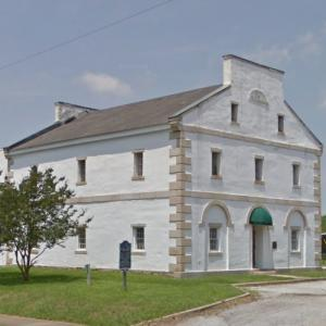 'Lancaster County Jail' by Robert Mills (StreetView)