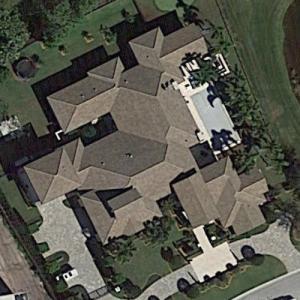 Louis Oosthuizen's House (Google Maps)
