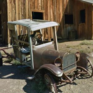 1918 Dodge Brothers Truck (StreetView)