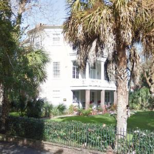 Robert Barnwell Rhett House (StreetView)