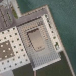 National Theatre of Bahrain (Google Maps)