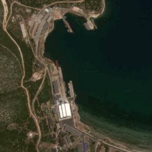 Pasha Liman Base (Google Maps)