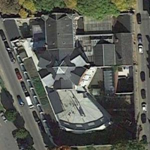 Prison of Dinant (Google Maps)