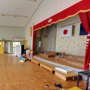 Kumamachi Kindergarten, abandoned (2011 Tōhoku earthquake) (StreetView)