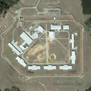 Easterling Correctional Facility (Google Maps)