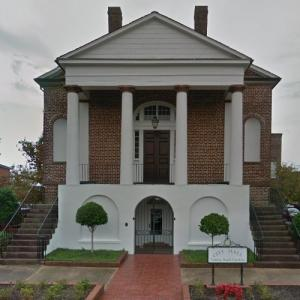 'Old Horry County Courthouse' by Robert Mills (StreetView)