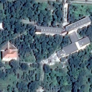 Dniester Sanatorium (Google Maps)